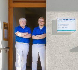 Dres. Wolfgnag und Hanno Meisberger